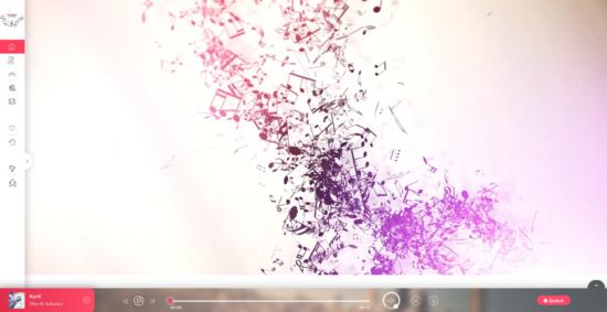 Conception site internet pour l'École de musique de Grand-charmont