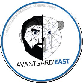 Création et déclinaisons du logo Avantgard'EAST